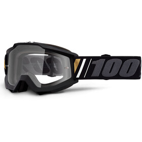 100% Accuri Anti Fog Clear Goggles off